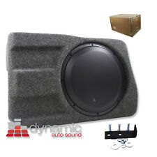 JL AUDIO SB-F-MUCUPE2/13W3v3 Ford Mustang '10-Up Coupe Stealthbox 13W3v3 Sub