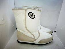White casual winter ankle boots size 7 by South