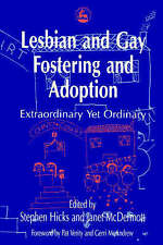 Lesbian and Gay Fostering and Adoption-ExLibrary