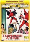 Tre supermen a Tokio DVD Nuovo Sigillato Bitto Albertini 3 Supermen DVD