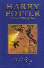 Harry Potter and the Goblet of Fire - Deluxe Edition by J. K. Rowling - 2000, HC