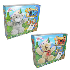 BUILD A  BEAR MAKE & STUFF YOUR OWN PLUSH TEDDY TOY CHILDRENS CRAFT KIT 16-6660