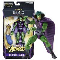 Avengers Marvel Legends Serpent Society Figurine Hasbro