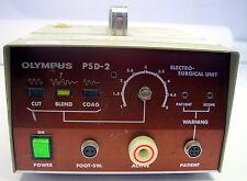 Olympus PSD-2 Electrosurgical Unit