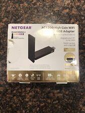 NETGEAR A6210 AC1200 Wi-Fi Dual Band Adapter