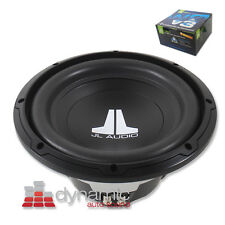 "JL AUDIO 12W0v3 Car Stereo 12"" Subwoofer SVC 4-Ohm 600W 12W0v3-4 Sub W0v3 New"