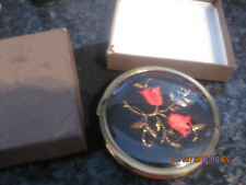 VINTAGE YARDLEY COMPACT IN BOX WITH CONTENTS