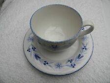 MARKS AND SPENCER ' PROVENCE ' CUP AND SAUCER