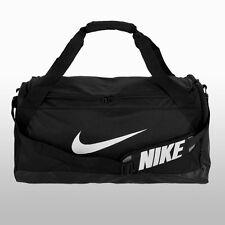 Nike Brasilia Negro Medio Bolsa de Viaje Deportes Gimnasia entrenamiento 61l