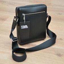 Karl Lagerfeld Schultertasche KALBSLEDER BAG SMALL Leder Tasche Shoulder Bag