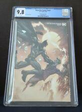 DETECTIVE COMICS #1027 CGC 9.8 DC COMICS 11/20 MARK SILVESTRI VARIANT COVER