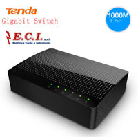 TENDA Switch 5 porte Gigabit Ethernet Desktop Tenda SG105