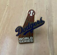 VINTAGE 1977 MLB LOS ANGELES DODGERS WORLD SERIES BASEBALL PRESS PIN by BALFOUR