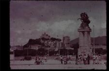 35mm Colour Slide- Ferreira Do Amaral Mounmento  - Macau 1970's