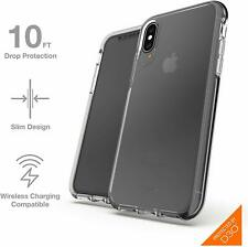 Gear4 Crystal Palace with D30 Protection Clear Case For iPhone XS & X