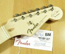 2019 Fender Eric Clapton Stratocaster Neck Tuners Fender Soft V '57 Strat Neck