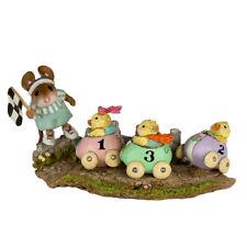 Wee Forest Folk Racey Chicks M-609