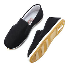 Kung Fu Shoes Slippers Dancing Tai Chi Canvas Shoes Rubber Sole Junior & Adults