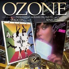 Ozone - Walk on / Send It [New CD] UK - Import