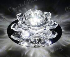 Focos empotrables de iluminación de techo de interior de cristal