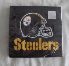 Pittsburgh Steelers 16 Pack Luncheon Napkins
