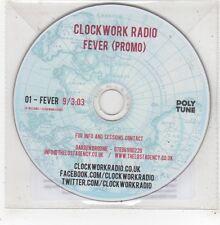 (GE153) Clockwork Radio, Fever - 2014 DJ CD