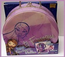 New Bratz Fashion Organizer Hat Box Bag Storage Closet Doll Carry On 2 in 1 Girl