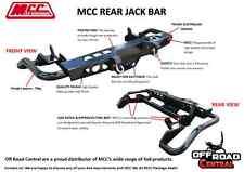 MITSUBISHI TRITON MN 2010 - 2015, MCC JACK BAR / TOW BAR, ADR APPROVED, 4WD, 4X4