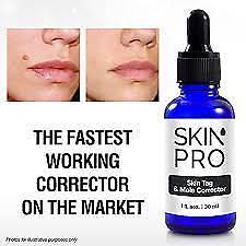 SkinPro Skin Tag Remover & Mole Corrector | Medical Grade Formula with 17% Salic