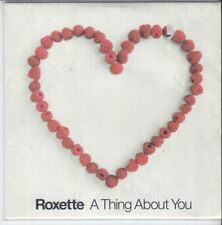 ROXETTE A Thing About You - The Weight Of The World 2 TR CARDslv CD SI freepost