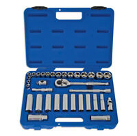 Laser Tools 3496 Huge Discounts! Socket Extension Ratchet Set 3/8 Drive 34pce