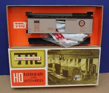 Train Miniature 8065 HO 40' Wood Dbl Sheathed Boxcar SLSF Fast Frt Kit MIB 70s