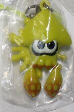 Splatoon - Yellow Squid Keychain