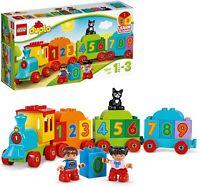 LEGO 10847 Duplo Number Train Preschool Education Toddler Building Toy Playset