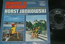 HORST JANKOWSKI CHOR UND ORCHESTER Journey in Germany / German SP MERCURY 154308