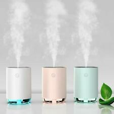 220mL Aroma Essential Oil Diffuser Air Humidifier Aromatherapy USB Charging