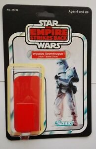 1980 HOTH SNOW TROOPER ON EMPIRE 41 BACK HOME YOUR TREASURED VINTAGE ACTION TOY
