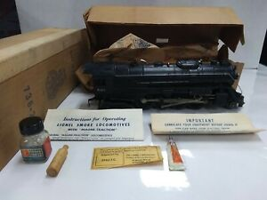 1950's 736 Lionel Berkshire locomotive oldstore stock Quality Condition must see