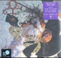 PRINCE : CHAOS AND DISORDER : LTD EDITION PURPLE VINYL LP