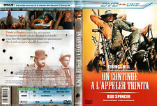 DVD - ON CONTINUE A L'APPELER TRINITA - Terence Hill,Bud Spencer,E.B.Clucher