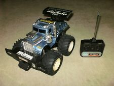 Vintage Monster Truck Wildfang 4 WD von Nikko Tronico RC ohne Funktion