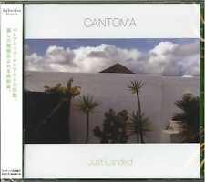 CANTOMA-JUST LANDED-JAPAN CD BONUS TRACK F08