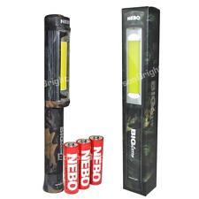 NEBO Big Larry CAMO 6382 400 Lumen COB LED magnetic base WorkLight  w/Batteries