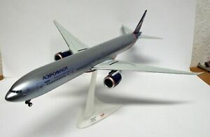 "Herpa Wings 1:200 556552 Aeroflot Boeing 777-300ER "" M.Kutuzov """