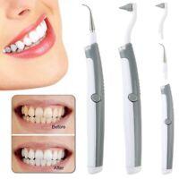 Elektrisch Zahnsteinentferner Schallwelle mit LED Zahnmedizin Hygiene-Reinigung