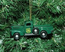 U. S. Forest Service 1942 Ford Pickup Truck Christmas Ornament
