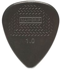Dunlop Max-Grip Standard 1.0  (Heavy) Nylon Picks, 12 pack, 449R100