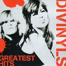 THE DIVINYLS (GREATEST HITS CD SEALED + FREE POST)