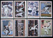 FREE* 1977 WORLD SERIES CARD SET NEW YORK YANKEES LA DODGERS GUIDRY JACKSON CEY