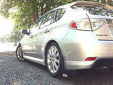 Subaru '08-'11 Impreza, '08-'10 WRX Rally Mud Flaps RokBlokz, non-widebody